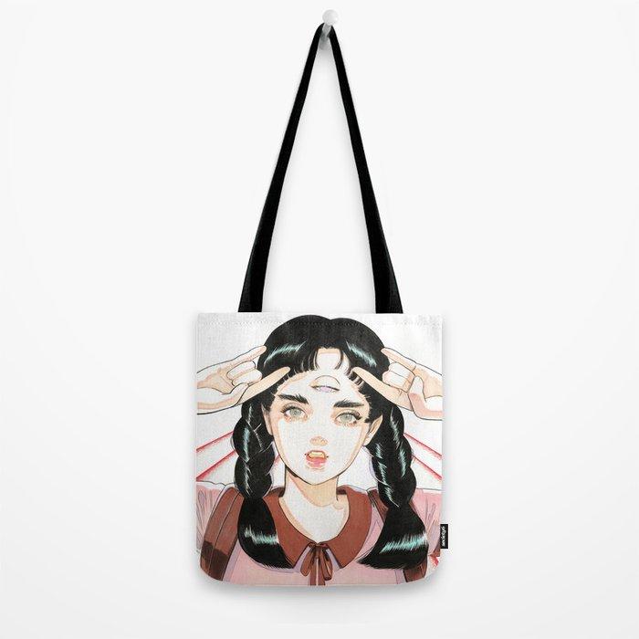 TRII 001 Tote Bag
