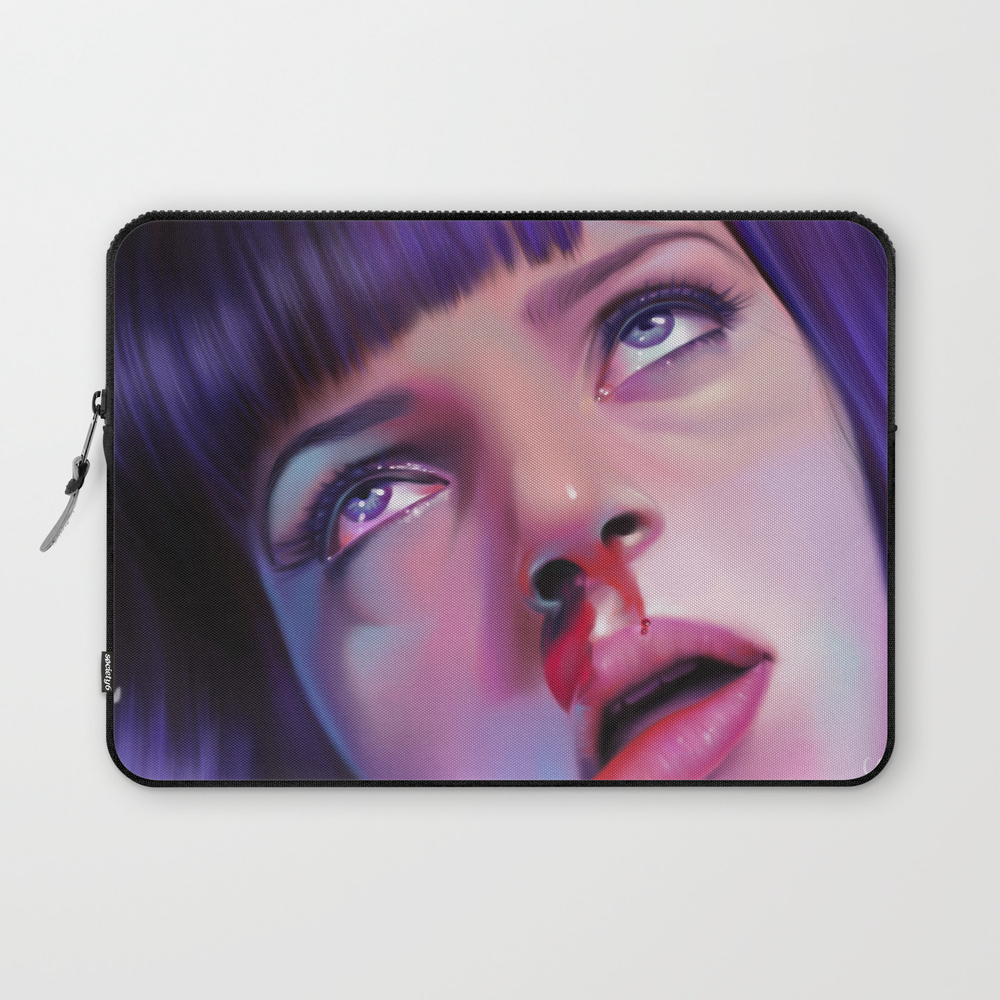 Mia Wallace - Pulp Fiction Laptop Sleeve LSV8478550