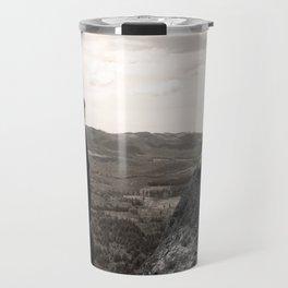 Thinking Cap, Saddle Mountain, Oregon Travel Mug