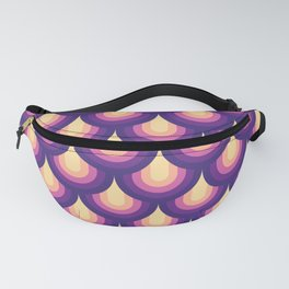 Rainbow Scales Fanny Pack