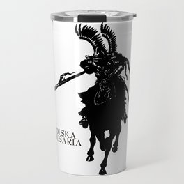 Polish Hussar Travel Mug