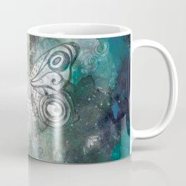 Night Moths Coffee Mug
