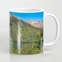 Beautiful Reflections at Lake Gunn, NZ Coffee Mug