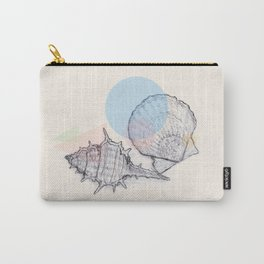 Shell Forming - Beach Carry-All Pouch