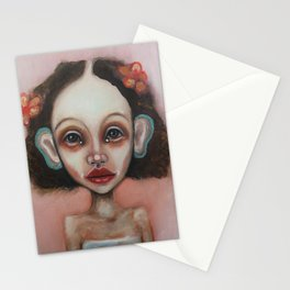 ears without rings Stationery Cards