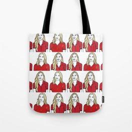 June June Hannah Tote Bag