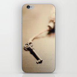A Key.... iPhone Skin