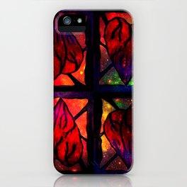 Mi Corazon (My Heart) - Symmetrical Art 3 iPhone Case
