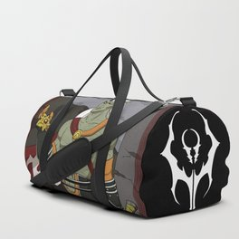Kain the guardian of Balance and vampire King Duffle Bag
