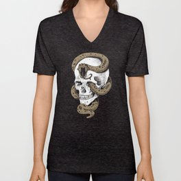 The Dark Mark of You-Know-Who Unisex V-Neck
