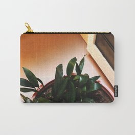 Potted Plant by Window Carry-All Pouch