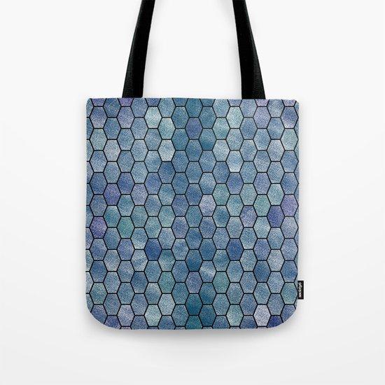 Glitter Tiles VI Tote Bag