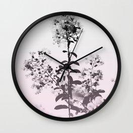 I Rise. Wall Clock