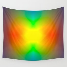 The Splitting Universe. Wall Tapestry