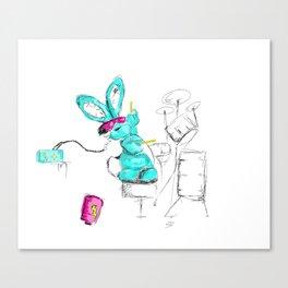 Go Juice Canvas Print