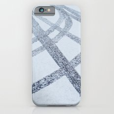 Tracks in the Snow iPhone 6s Slim Case