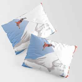 Zermatt, Valais, Switzerland Pillow Sham