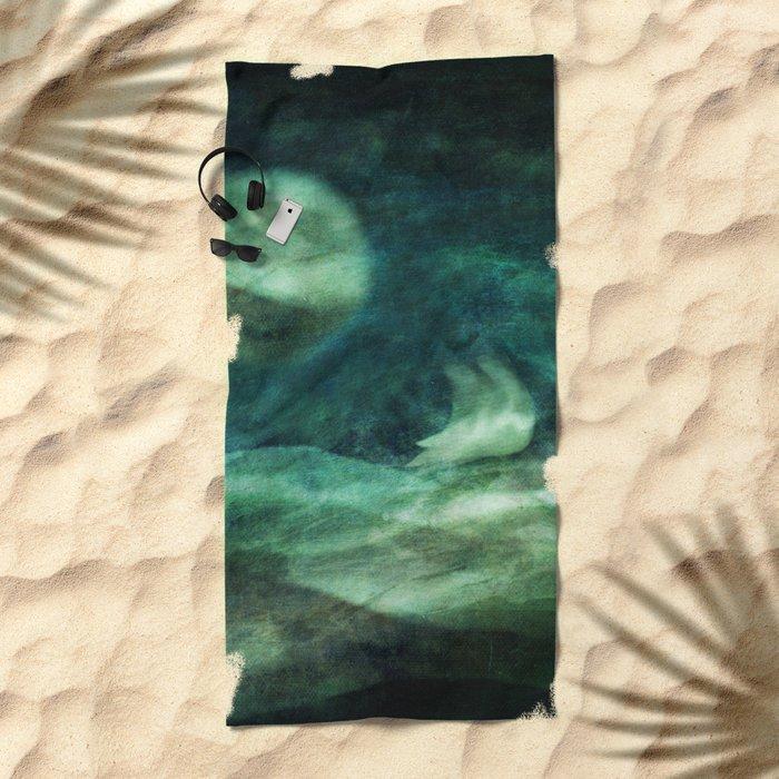 Impending... Beach Towel