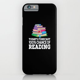 Books Reading Gift iPhone Case