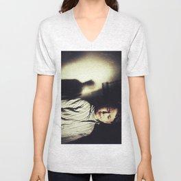 Sleepwalking Boy Unisex V-Neck