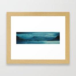 Visions of Avalon Framed Art Print