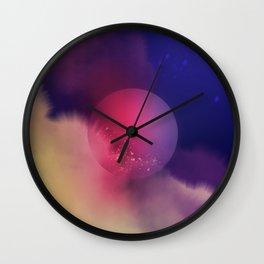 rutilant Wall Clock