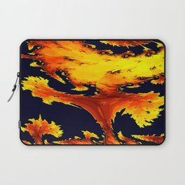 fire whirl Laptop Sleeve