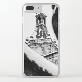 Iglesia Areatza Clear iPhone Case