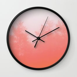 Out of Focus Wall Clock