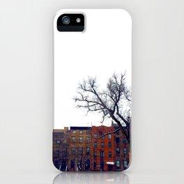 Brooklyn in December iPhone Case