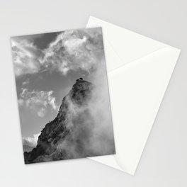 Foggy mountains. Boca de la pesca.1.518 meters. BW Stationery Cards