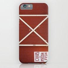 Crabs & Fresh Fish Slim Case iPhone 6s