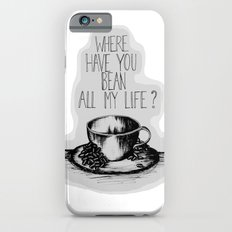 Long Lost Coffee iPhone 6s Slim Case