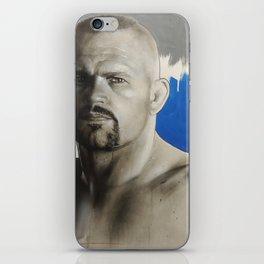 'Iceman' iPhone Skin
