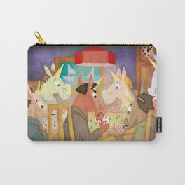 Poker Unicorn V02 Carry-All Pouch