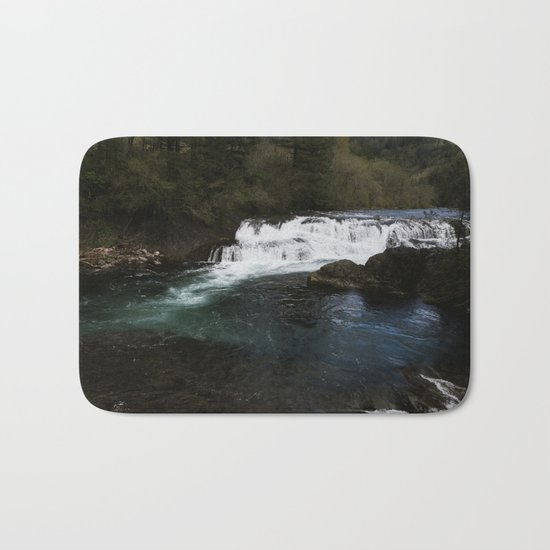 Washington Falls Bath Mat