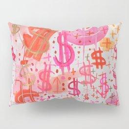 Barbie Money Pillow Sham
