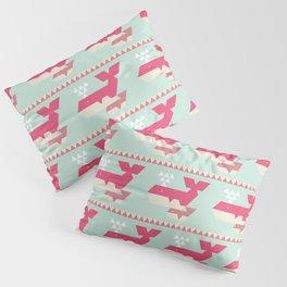 Triangwhales Pillow Sham