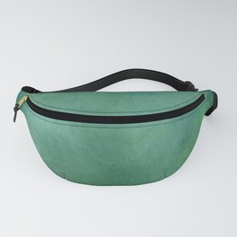 Looking into the depths of green Fanny Pack