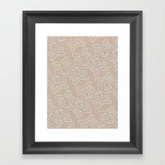 Patternitty  Framed Art Print