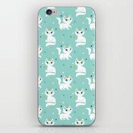 Magical Unicats! iPhone Skin