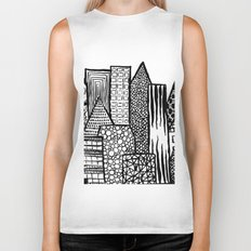 Where Are You Today? Biker Tank