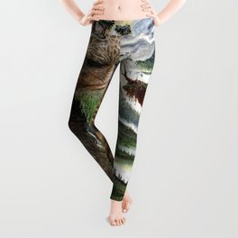 The Earth Golem Leggings