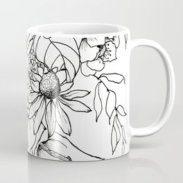 Botanical Bouquet Coffee Mug