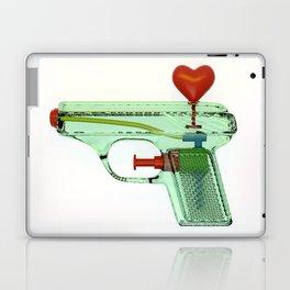 squirtgun love Laptop & iPad Skin