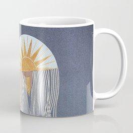 """1920's Art Deco Design """"The Flapper"""" Coffee Mug"""