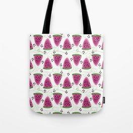 Watermelon pattern. Tote Bag