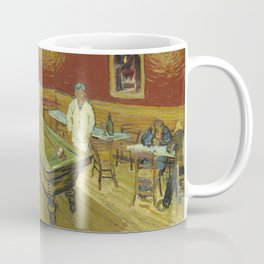 The Night Cafe by Vincent van Gogh Coffee Mug