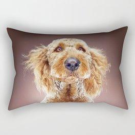 Super Pets Series 1 - Super Misiu 2 Rectangular Pillow