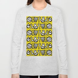 Let's Boogie Long Sleeve T-shirt